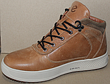 Ботинки зимние мужские кожаные от производителя модель ДР1022, фото 2