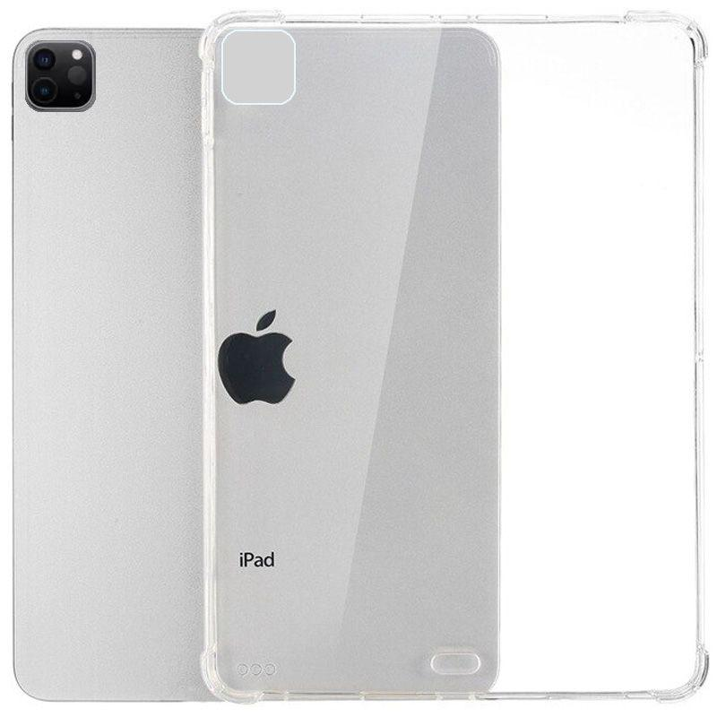 "Чохол для планшета Epik Ease Color Apple iPad Pro 12.9"" Clear 2020"