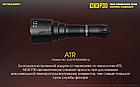 Тактический дальнобойный фонарь NITECORE P30 1000LM оригинал, фото 7