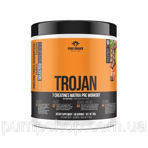 Креатиновая смесь FireSnake Nutrition Trojan (7 паков) 300 г