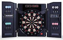 Дартс электронный с кабинетом со светодиодным дисплеем на 27 увлекательных игры WinMax G177