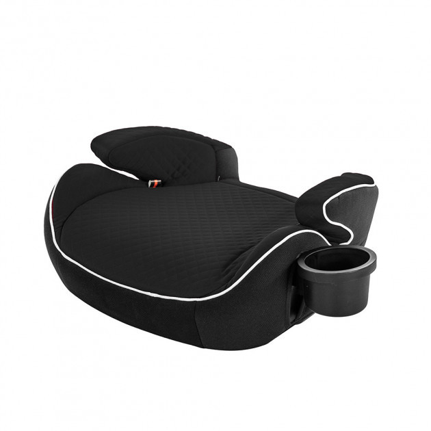 Автокресло бустер для ребенка CARRELLO Flex CRL-13402 Night Black ISOFIX