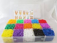 Набор резинок для плетения 7500 без аксессуаров