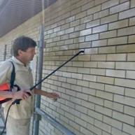 Матеріали для очищення, захисту та реставрації фасадів