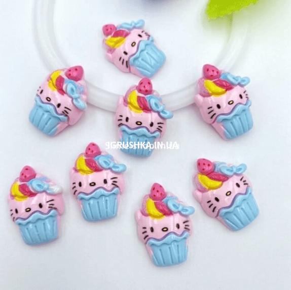 Шарм «Мороженое Китти» для слайма