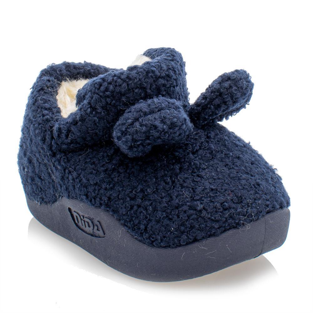 Ботинки зимние для мальчиков Bessky 20  синие 981245