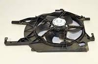 Вентилятор радиатора в диффузоре на Renault Trafic II 2001->2014 (+/-AC) Polcar (Польша) - O 602623W1