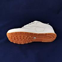 Кроссовки Reebok Classic Белые Рибок Кожа (размеры: 37,38,39,40,41) Видео Обзор, фото 2