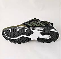 Кроссовки Adidas Spring Хаки Мужские Адидас (размеры: 41,42,43,44,45,46) Видео Обзор, фото 2