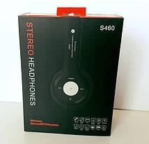 Беспроводные Блютуз Наушники Накладные Битс Bluetooth Мп3 Fm, фото 3