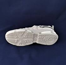 Кроссовки Мужские Adidas Серые Адидас (размеры: 41,42,43,44,45) Видео Обзор, фото 3