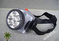 Налобный фонарь с ремнем XY-2010, фонарик на голову, мощный налобный фонарик, яркий налобный фонарь