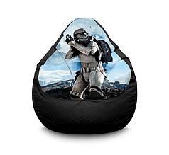 "Кресло мешок ""Star Wars. Stormtroopers 7"" Оксфорд"