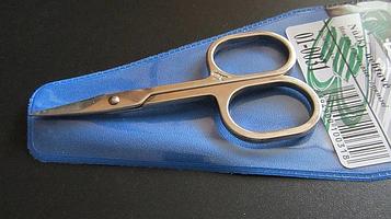 Ножиці нігтьові DUP (прямі) 01-0031