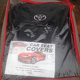 Авточехлы  на Toyota Hi-lux 2016> pickup, фото 7