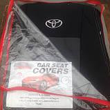 Авточехлы  на Toyota Hi-lux 2016> pickup, фото 8