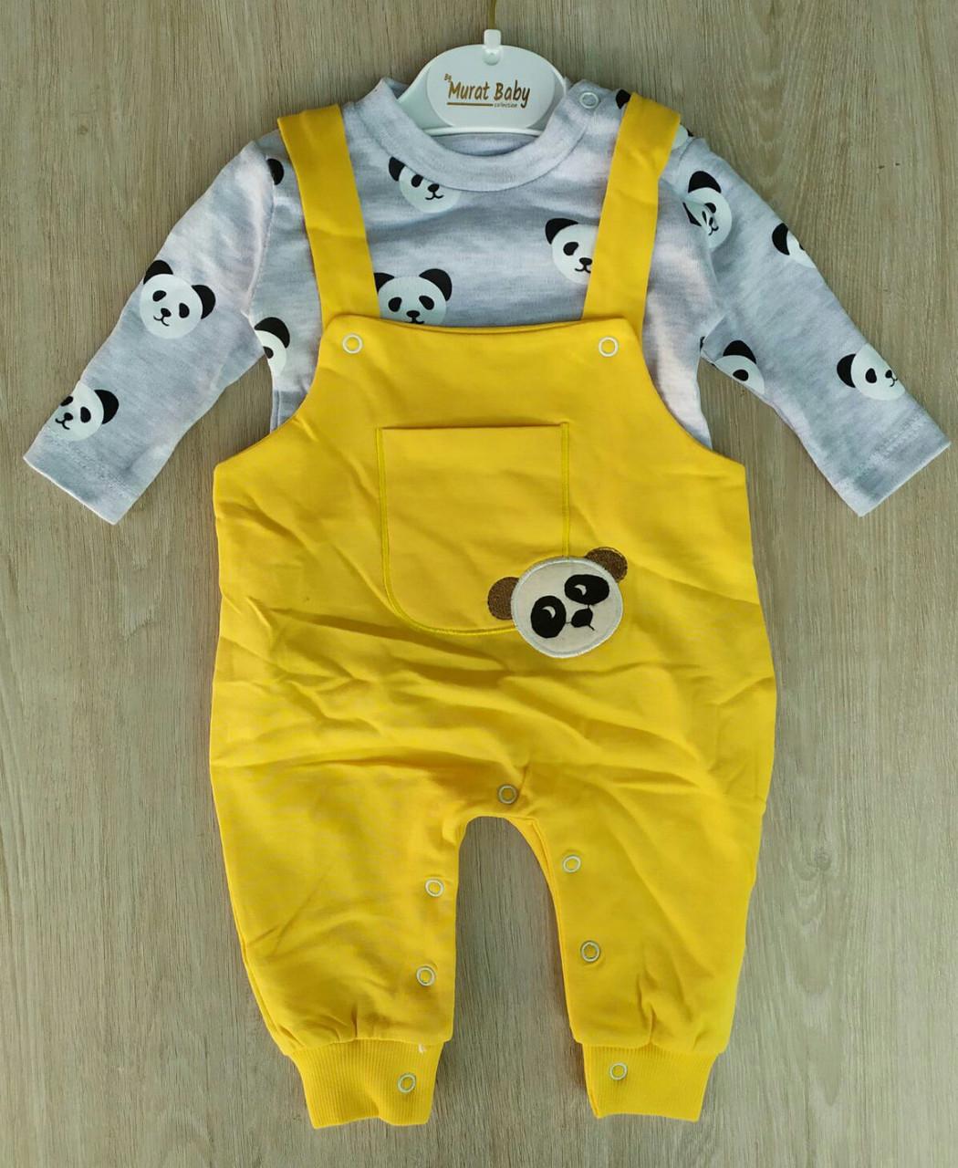Детский костюм 0-9 мес для мальчиков Турция оптом