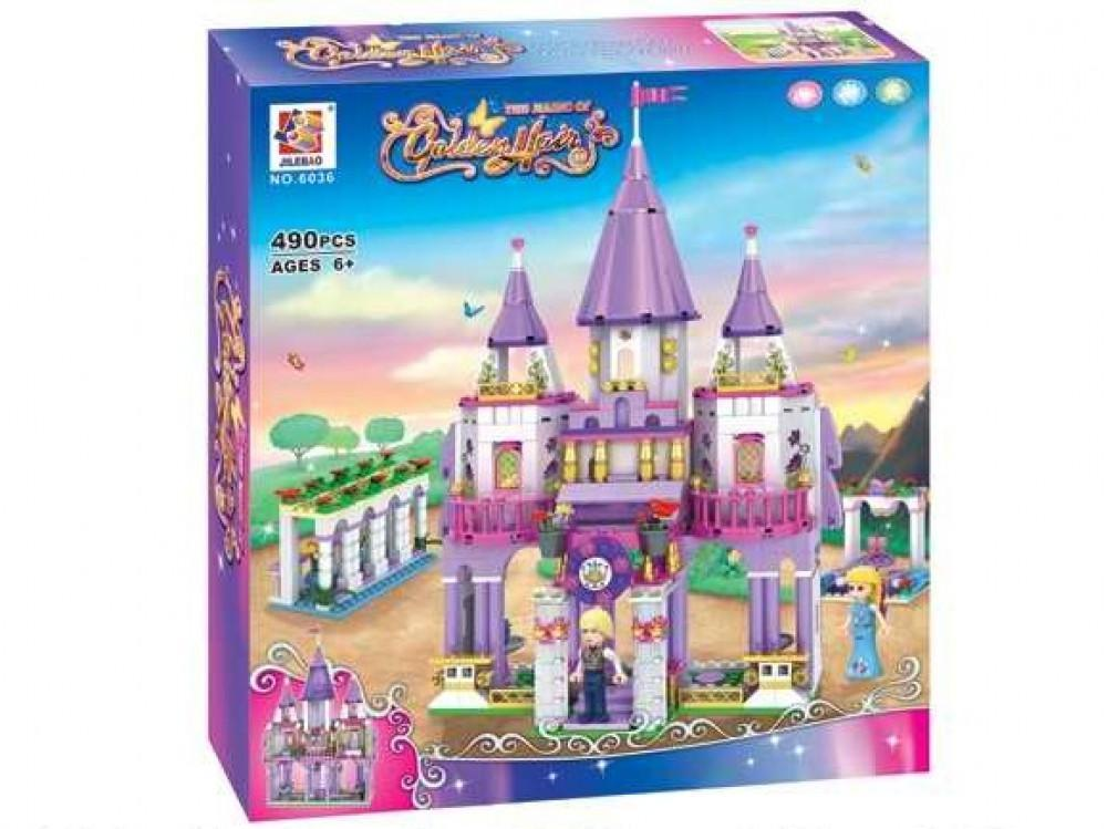 Конструктор Принцесса Замок 6036