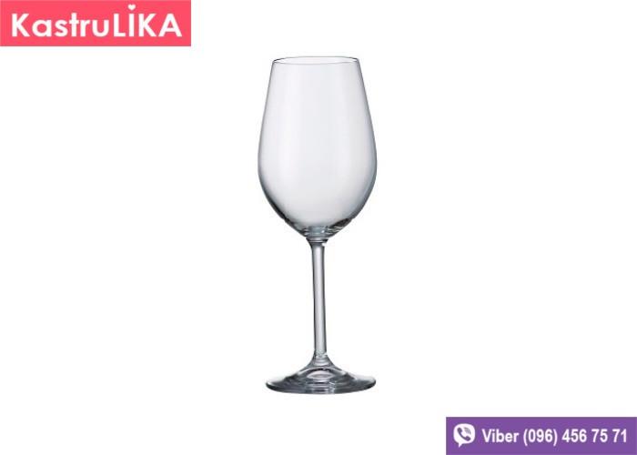 Бокалы для вина Bohemia Colibri 350мл 6шт