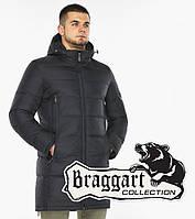 Braggart Aggressive 35170 | Зимняя куртка графит, фото 1
