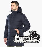 Braggart Aggressive 48052   Зимняя куртка темно-синяя, фото 1