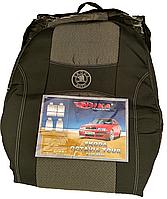 Чехлы на сиденья Шкода Октавия Тур Skoda Octavia Tour 1996-2010 Nika полный комплект
