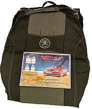 Автомобільні чохли на Шкода Октавія Тур Skoda Octavia Tour 1996-2010 повний комплект Nika