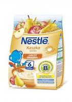 Молочная каша Nestle рисовая с бананом, яблоком, грушей и бифидобактериями, 230 г, нестле