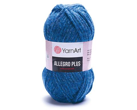 YarnArt Allegro Plus / Алегро Плюс / 13% Вовна 41% Поліамід 46% Акрил