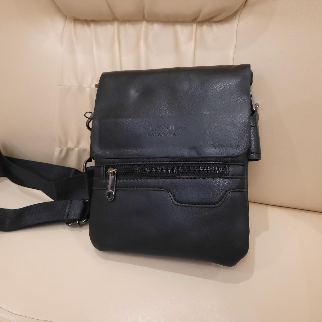 Повседневная мужская сумка Dr. Bond