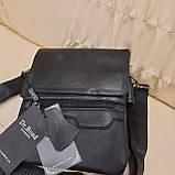 Повседневная мужская сумка Dr. Bond, фото 9