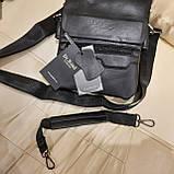Повседневная мужская сумка Dr. Bond, фото 8