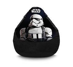 "Кресло мешок ""Star Wars. Stormtroopers"" Флок"