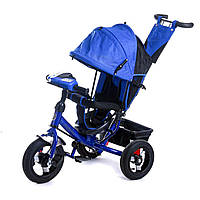 Велосипед трехколесный Baby  Trike 6588C с ключем зажигания
