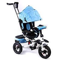 Велосипед Baby  Trike 3-х колёсный 6595Г с ключем зажигания.