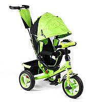 Велосипед трехколесный Baby  Trike 6588С с ключем зажигания