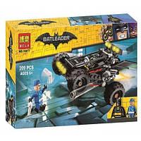 """Конструктор Bela 10877 Batman """"Пустынный багги Бэтмена """" 209 деталей"""