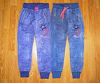 Спортивные брюки для девочек оптом, Grace, 134-164 рр, фото 1
