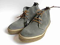 Ботинки из кожи Bufflox