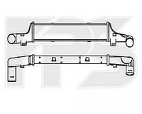 Интеркулер MERCEDES E-Class W210