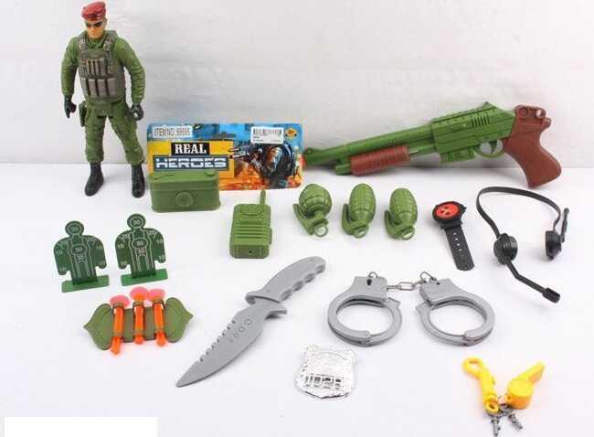 Военный набор 88695 (120/2) в кульке