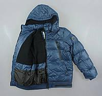 Модная куртка утепленная для мальчиков Glo-Story