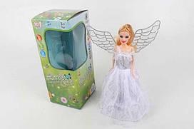 BL7726D Музична лялька з крилами.