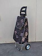 Хозяйственная сумка тележка Xiamen с железными колесами Shoping, фото 1