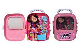 Лялька у валізі 8809-3