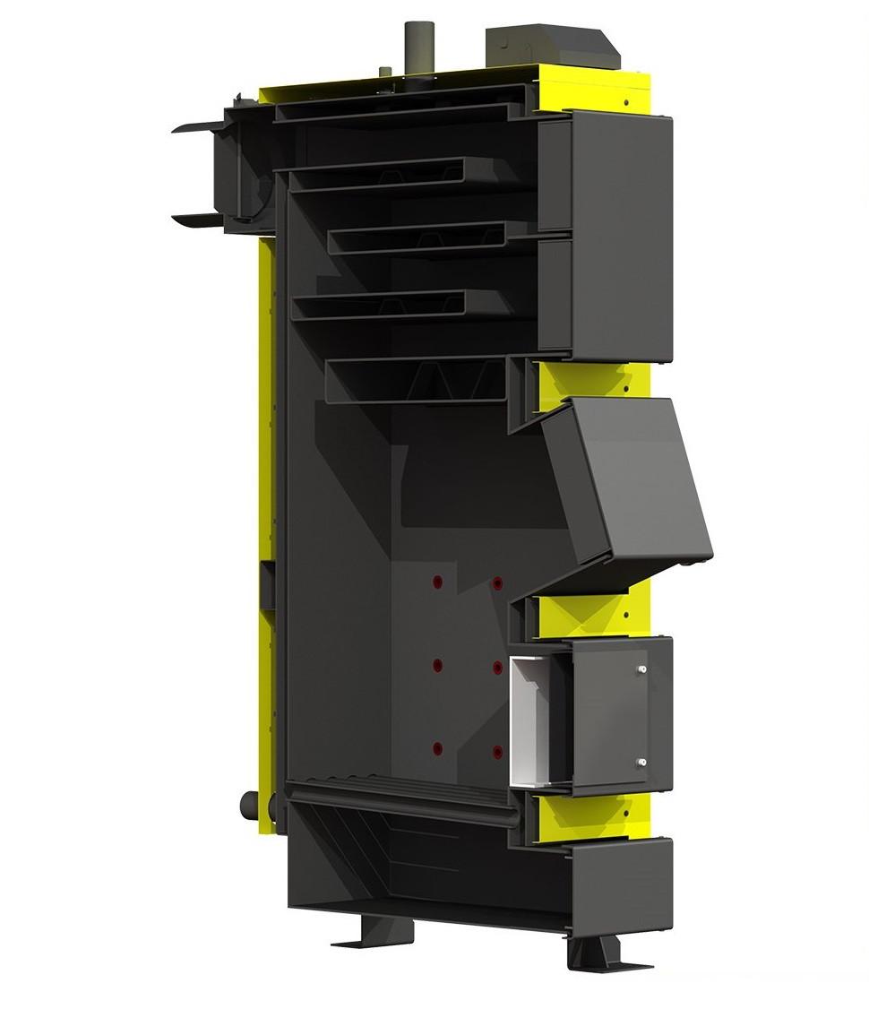 Промышленный твердотопливный котел KRONAS UNIC New 200