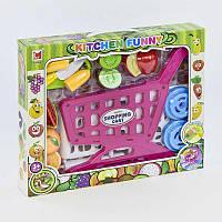 Візок з фруктами 689 А (24) в коробці