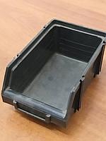 Ємність модульна мала 170х110х75 мм, чорна
