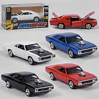 """Машина металлопластик LF - 11230 (72/2) """"Auto Expert"""", 4 вида, инерция, свет, звук, открываются двери, в"""