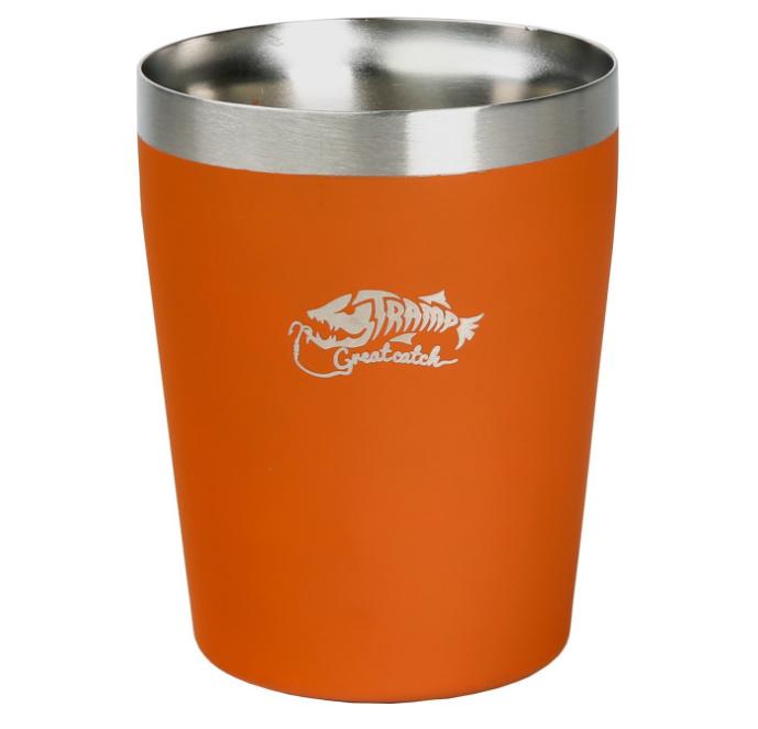 Термочашку металевий Tramp TRC-101 250мл Orange